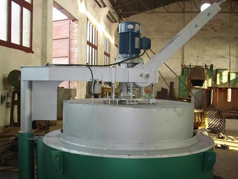 井式气体碳氮共渗炉